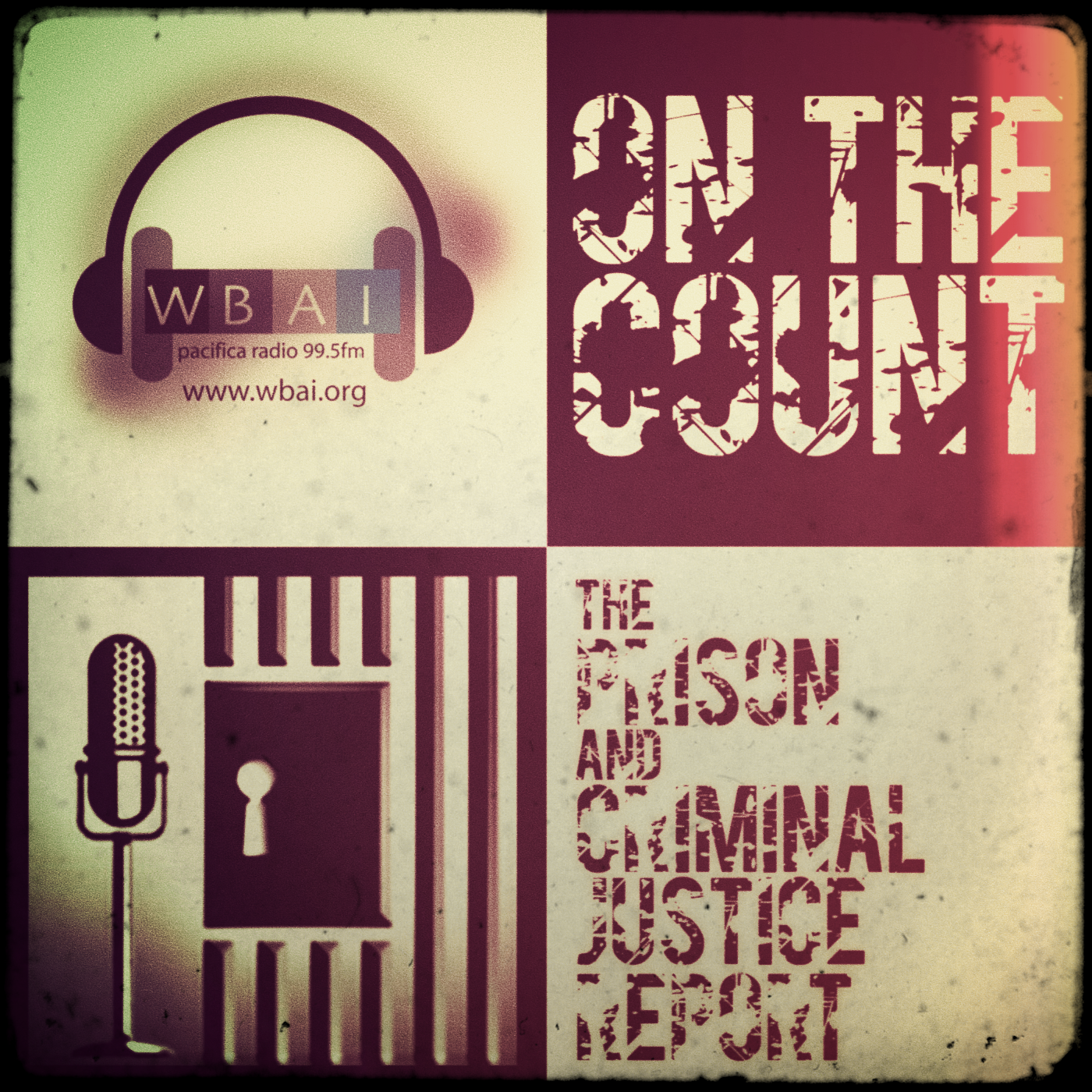 On The Count - The Prison and Criminal Justice Report (WBAI 99.5 fm)